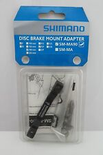 Shimano SM-MA90-F180 P/P Disc Brake Adapter Front 180mm