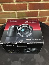 Casio High Speed EXILIM HS EX-FH25 Digital Camera - Black