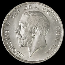 1915 George V Silver Half Crown – G/EF #2