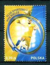 Poland 2016 MNH KS Vive Kielce 1v Set Handball Sports Stamps