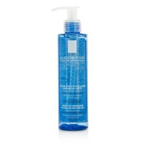 NEW La Roche Posay Physiological Make-Up Remover Micellar Water Gel - For 195ml