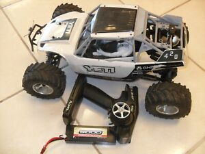 Axial Yeti Rock Racer RTR with Lipo Battery Great