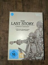 THE LAST STORY LIMITED EDITION NINTENDO WII PAL PRECINTADO