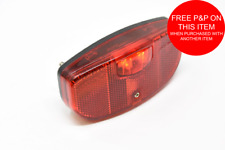 DOUBLE LED REAR LIGHT BATTERY OPERATED,FOR DUTCH BIKE/CYCLE PANNIER CARRIER