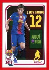 FC BARCELONA 2012-2013 Panini - Figurina-Sticker n. 129 - DOS SANTOS -New