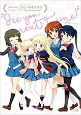 """TV Animation Hello!! Kin-iro Mosaic Official Guide Book """"See you next time"""""""