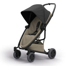 Kinderwagen Quinny Zapp Flex plus Black auf Sand