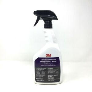 3M TB Quat Disinfectant Ready To Use Cleaner Size 946 ml 32 fl oz