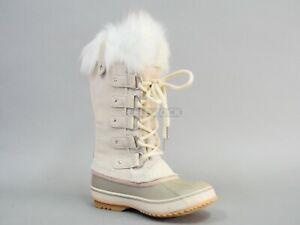 Sorel Women's Joan Of Arctic Boot Beige  Winter Boots 5 M -NEW-