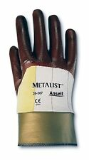 Ansell Metalist 28-507-9 Kevlar/Cotton Glove,1 pair,New,size 9,Lg.Made w/Kevlar