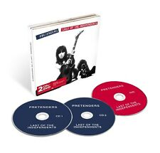 PRETENDERS - LAST OF THE INDEPENDENTS (2CD+DVD DELUXE EDITION) 2 CD + DVD NEUF