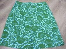 Boden A-line Linen Skirts for Women