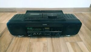 Sony Radio Cassette Cd CFD-60L