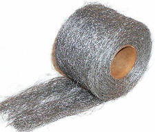 Stainless Steel 434 Wool Roll 1 lb Reel - Coarse
