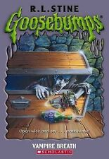 Very Good, Vampire Breath (Goosebumps), Stine, R L, Book