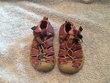 Keen Girls Purple Sandals Sz 9 Toddler Cute!!!