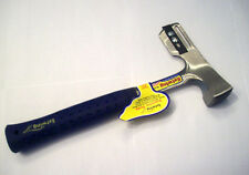 ESTWING 28oz E3-39 SHINGLERS HATCHET HAMMER W/GAUGE ROOFING FULLY POLISHED USA