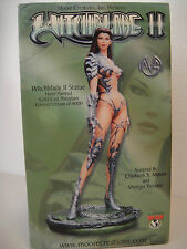 CLAYBORN MOORE NEW WITCHBLADE II 2 STATUE By MICHAEL TURNER Bust FIGURE Figurine