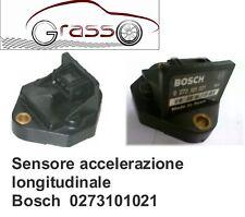 Sensore Accelerazione Longitudinale Bosch VOLVO S70 2.4 T5 2.0 T 2.3 S90 2.9 V70