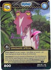 Carte DINOSAUR KING Attaque Alpha SPINY DINO SPECIAL DKAA 081/100
