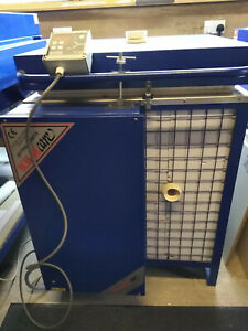 electric glass kiln- top loader - Wt 300kgs - 80 x 97 x 110cms H buyer collects