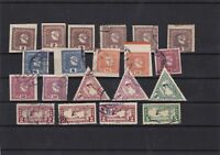 austria 1916 newspaper stamps ref 11255