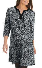 UK Size 8 - 34 Ladies Petrol Wine Grey Long StretchTunic Top or Dress EU 34-64 24 Grey