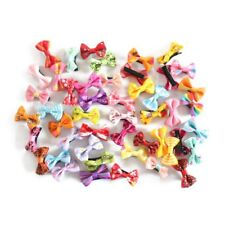 Hairpin Baby Boutique Hair Bows With Clips for Girls Baby 50pcs M3p1