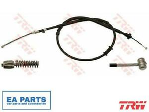 Cable, parking brake for FIAT TRW GCH619