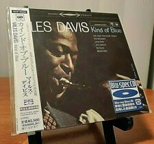 Miles Davis - Kind Of Blue - Blu-Spec CD - Mini-LP CD Japan SICP-20258