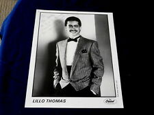 LILLO THOMAS~ RARE~ PROMO ONLY~ CAPITOL RECORDS ~1983 ~ PHOTOS
