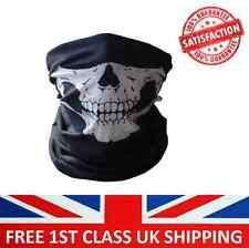 Skeleton Ghost Skull Face Mask BIke Balaclava Call Of Duty Costume Motorbike