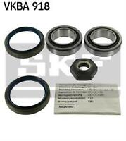 Wheel Bearing VKBA 918 SKF HIGH QUALITY