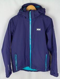 Helly Hansen HellyTech Kids Jacket Skiing Snow Winter Sport Blue size 176 16