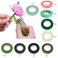 30 Yards Floral Bouquet Stem Tape Floriculture DIY Closure Adhesive Wrap Florist