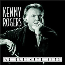 Kenny Rogers - 42 Ultimate Hits [New CD]