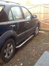 Kia Sorento Xs breaking for spares / parts, reconditioned engine 2.5 TD, CRDI
