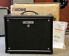 """Roland Boss Katana 50 50/25/0.5-watt 1x12"""" COSM Guitar Combo Amp Amplifier"""
