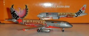 Phoenix 1:400 Scale  JetStar Airlines A320-200   #VH-VGP   - 10452  Powderfinger