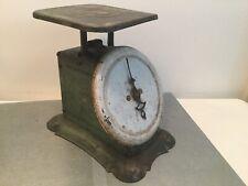 Vintage Pelouze Scale 24 Pound Table Top