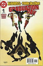Titans Young Justice Graduation Day 1,2,3 2003