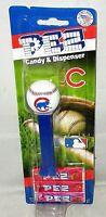 MLB CHICAGO CUBS Pez Dispenser  BASEBALL   [Carded]