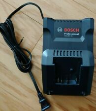NEW OEM Bosch GAL18V-40 18V Lithium-Ion Fast Battery Charger