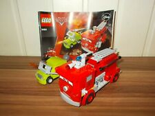 LEGO Cars - 9484 - Jeu de Construction - Le Sauvetage de Red notice