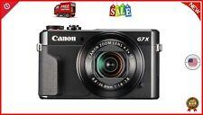 PowerShot G7 X Mark II 20.1-Megapixel Digital Video Camera - Black