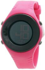 Converse VR007-670 Women's Pink Stopwatch Chronograph Alarm Light Date Watch