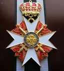 Roter Adler Orden GROSSKREUZ mit Schwertern und Krone, Preußen