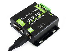 Waveshare USB to RS232/485/TTL Industrial Optically Isolated Converter FT232RL