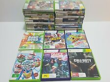 Good condition Xbox 360 Games: Choose many you like ✔✔✔Combined Postage✔✔✔