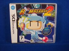 ds BOMBERMAN 2 II Action Packed RPG Puzzle Game Lite DSI 3DS Nintendo PAL